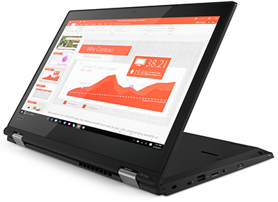 ThinkPad L380 Yoga Convertible Notebook