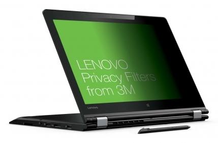 Lenovo Blickschutzfilter von 3M für ThinkPad Yoga 260 und 370  4XJ0L01578