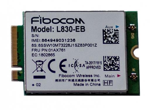 Fibocom L830-EB 4XC0Q92823