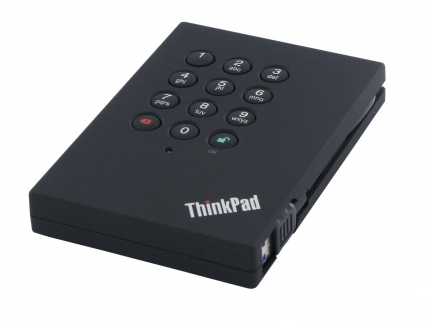 LENOVO ThinkPad USB 3.0 Secure HDD 500GB 0A65619