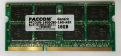 16GB SO-DIMM DDR3