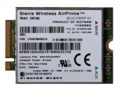 LENOVO ThinkPad EM7455 4G LTE WWAN Card Sierra Wireless