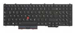 ThinkPad P50 DE Keyboard mit Backlight
