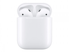 Apple AirPods mit Wireless Charging Case
