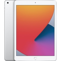 Apple iPad 10,2 (2020) - Wi-Fi only - 32GB - Silber