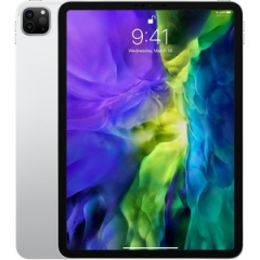 Apple iPad Pro (2020) 11, - Wi-Fi + Cellular - 1 TB - Silber