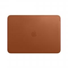 Lederhülle für 13 MacBook Air und MacBook Pro – Sattelbraun