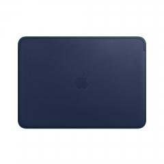 Lederhülle für 13 MacBook Air und MacBook Pro – Mitternachtsblau