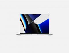 Apple MacBook Pro 14 M1 Pro 2021 Silber MKGR3D/A