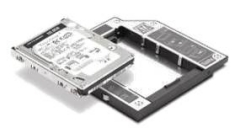 Ultrabay III HDD SATA Adapter 9,5mm